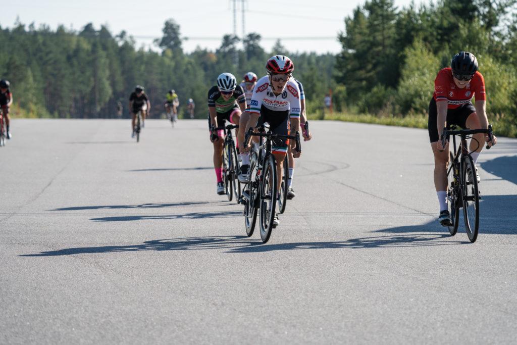 Johanna Palmqvist vinner SM